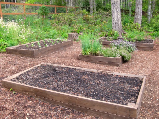 Bartered Garden Space