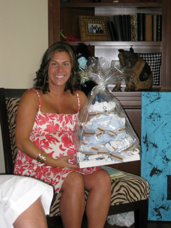 How to Throw a Baby Shower for Under $115!