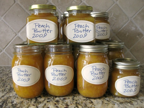 How to Make Peach Butter: Possibly The Best Canning Mistake Ever