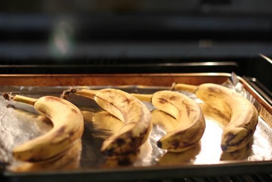Roasted Banana Ice Cream recipe