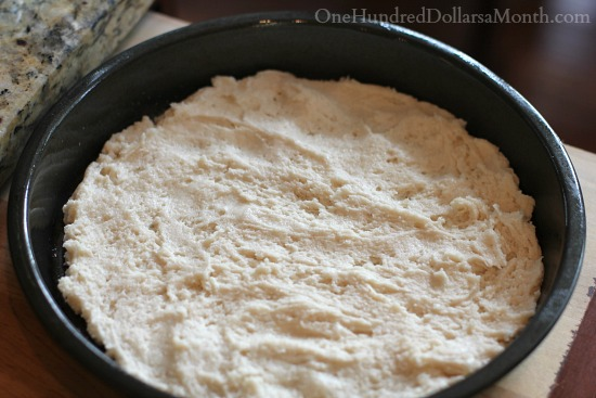 coffee cake batter