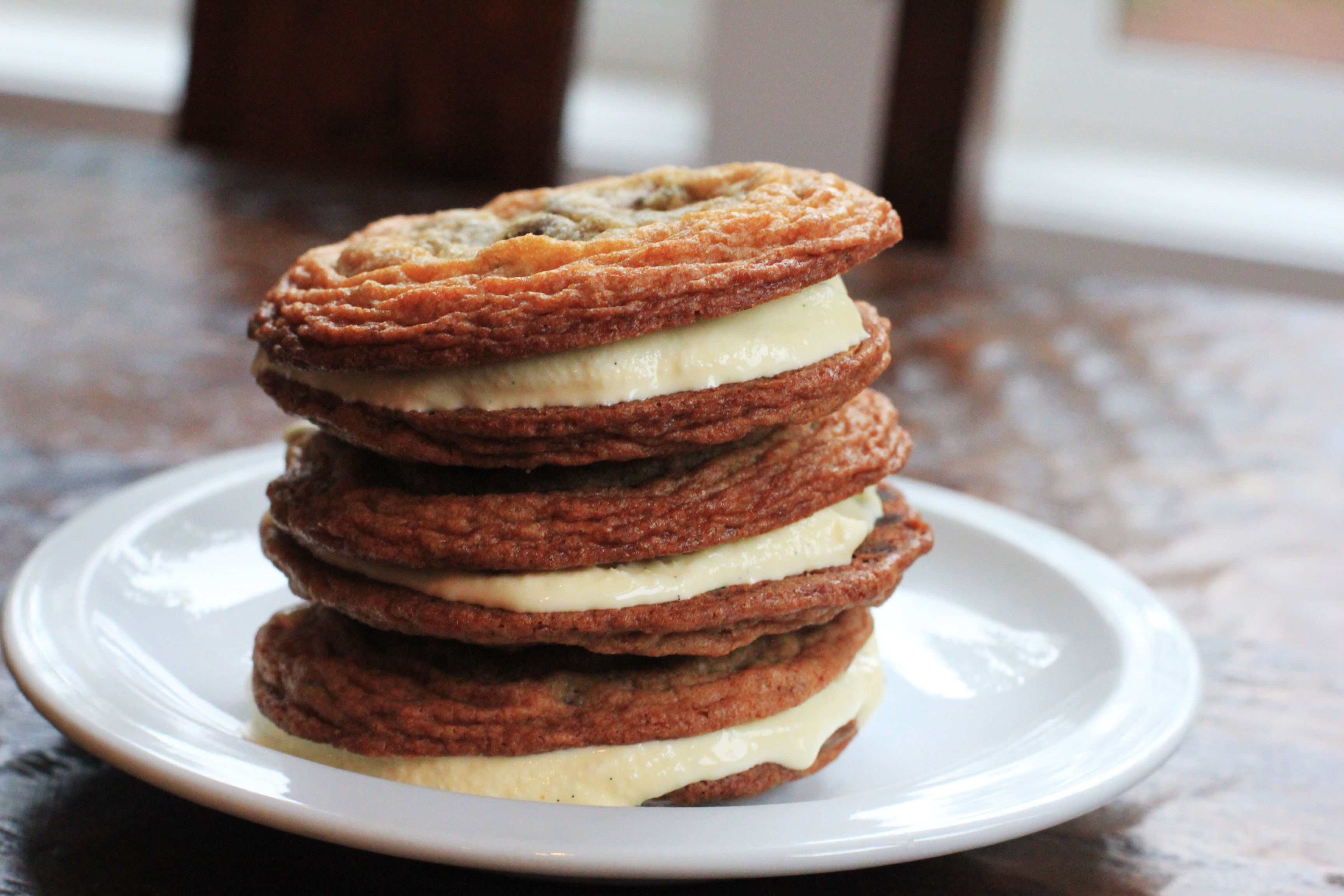 Recipe: Chocolate Chip Ice Cream Sandwiches
