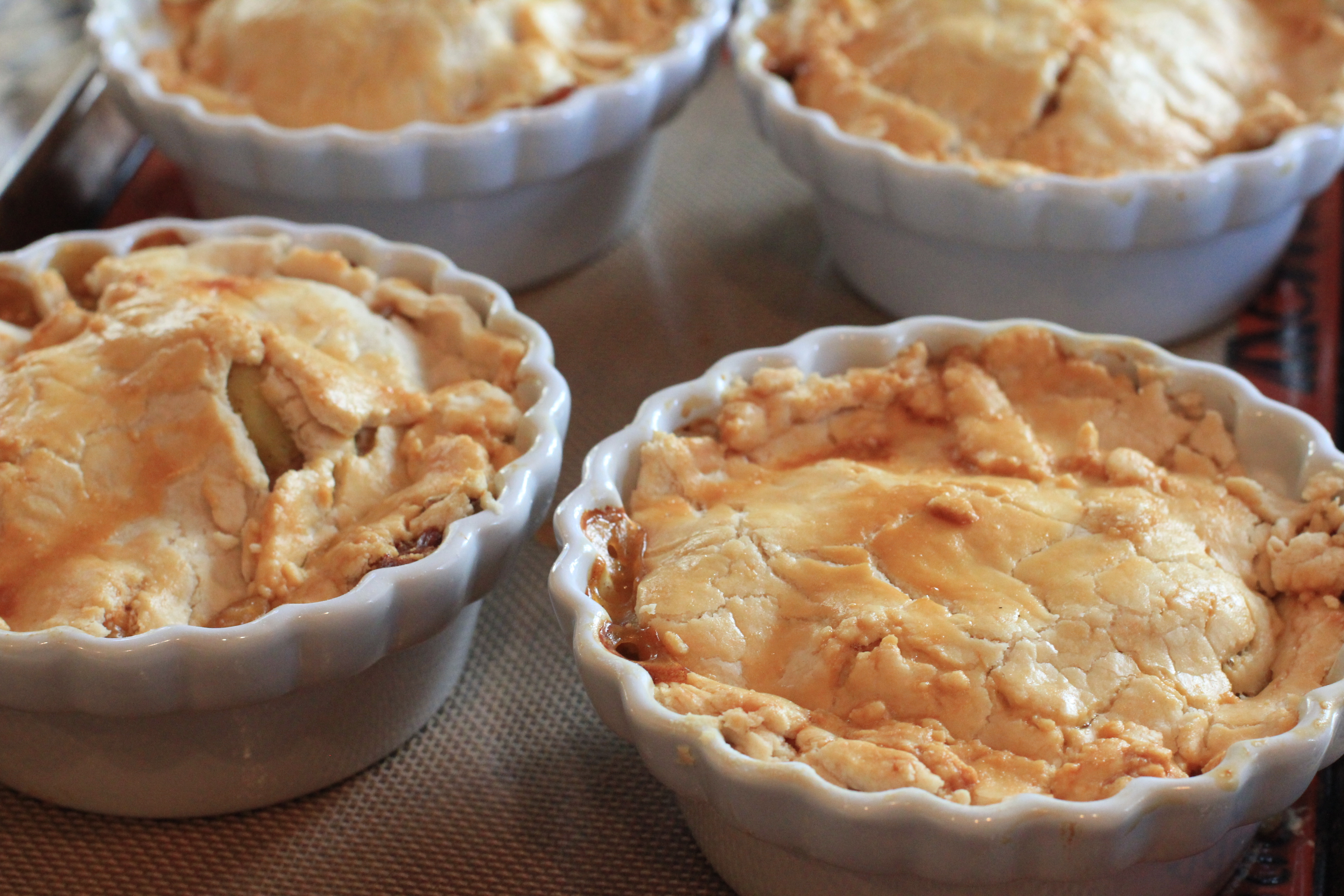 Recipe: How to Make Individual Pot Pies