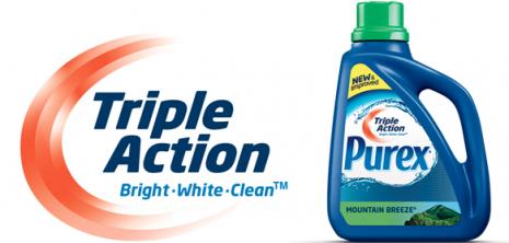 Free Sample of Purex Laundry Detergent!