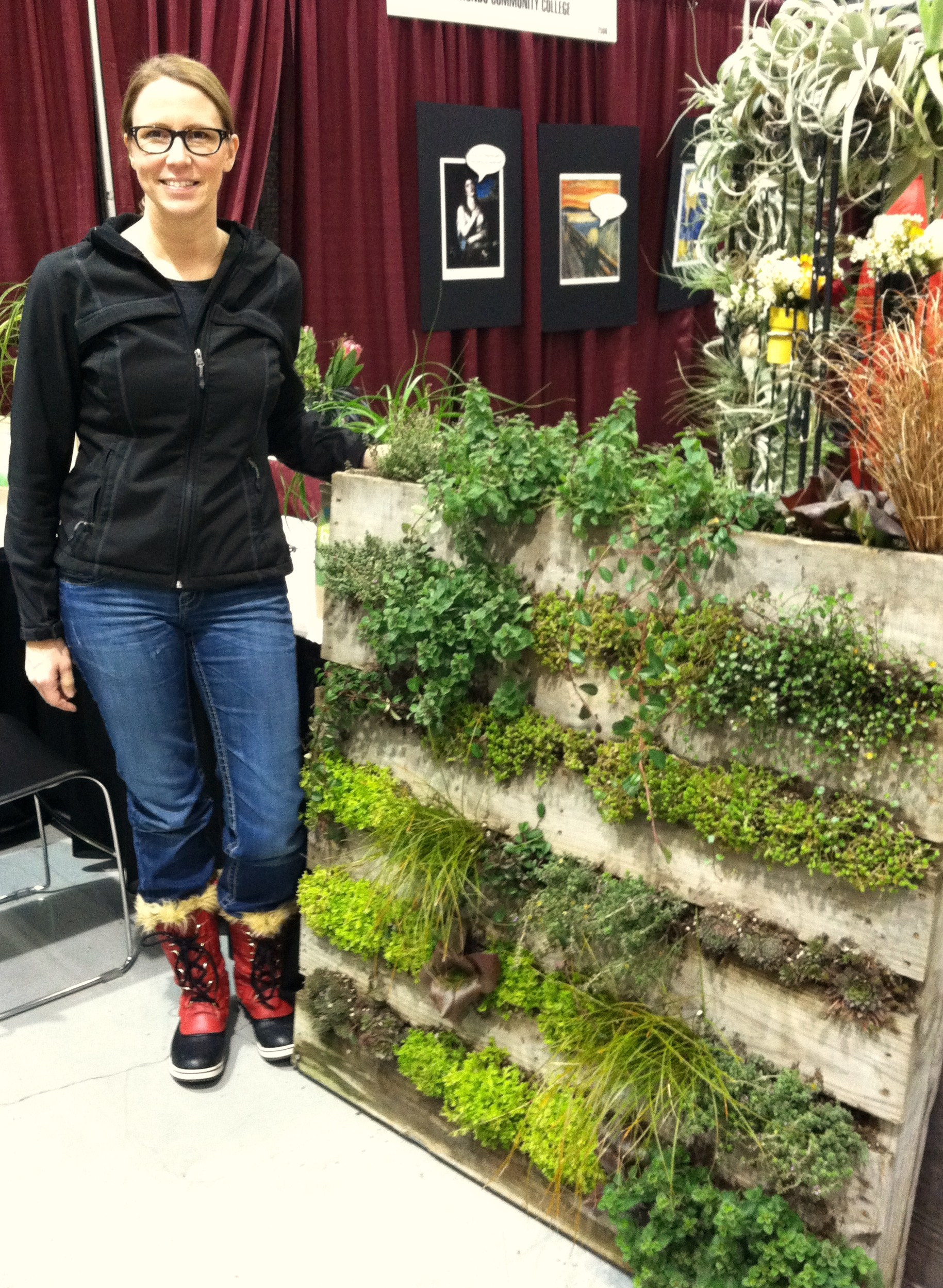 Northwest Garden Show: Coolest Idea Ever!