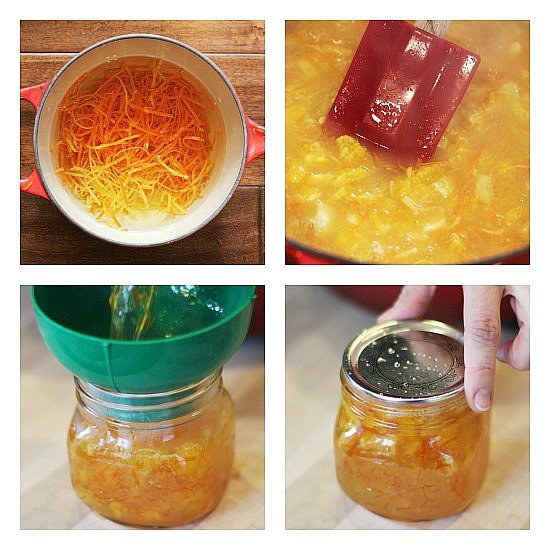 Canning 101: How to Make Orange Marmalade