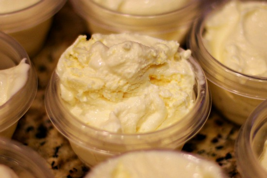 homemade lemon ice cream recipe