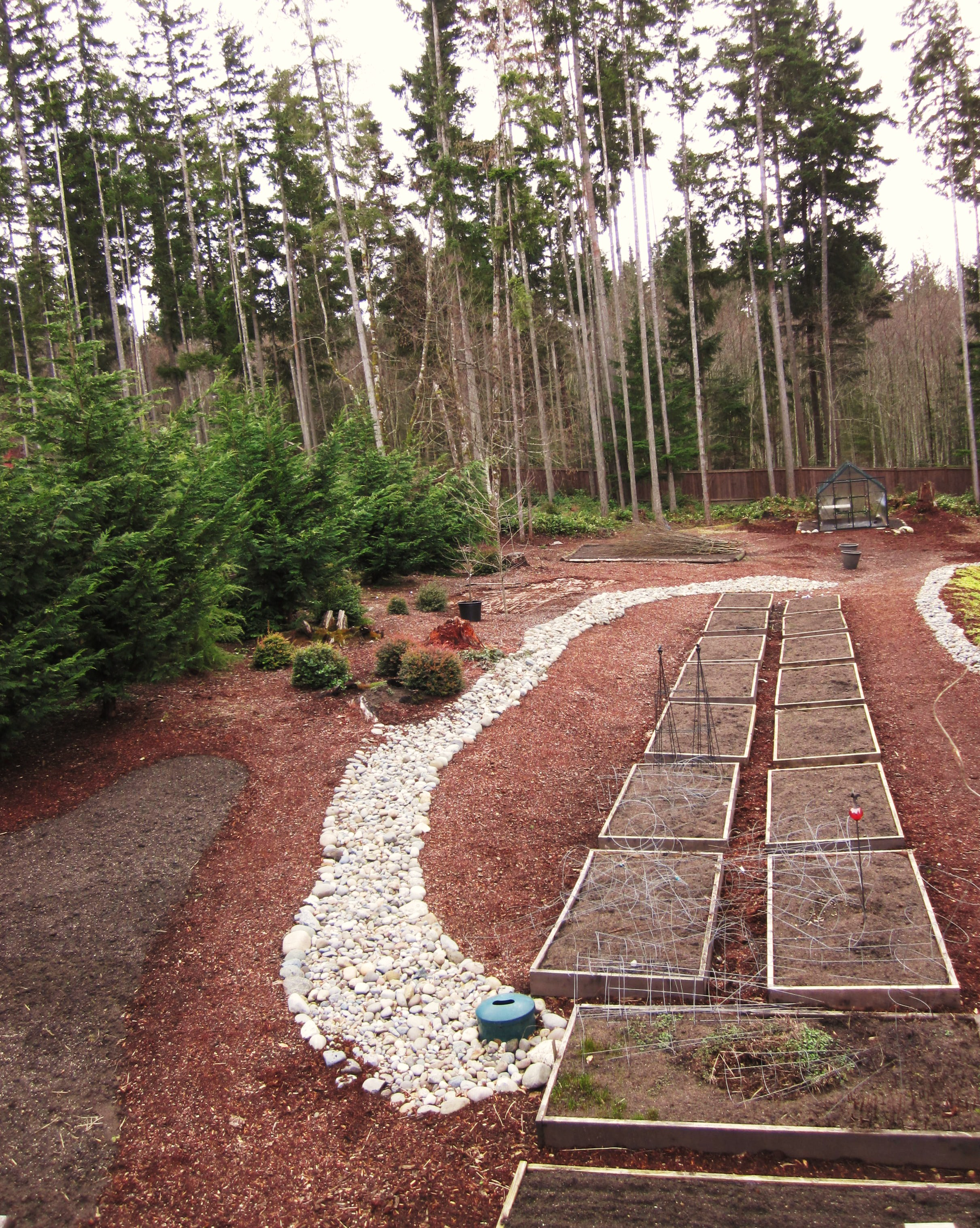 How to Grow Your Own Food: Updated Garden Plot Pictures