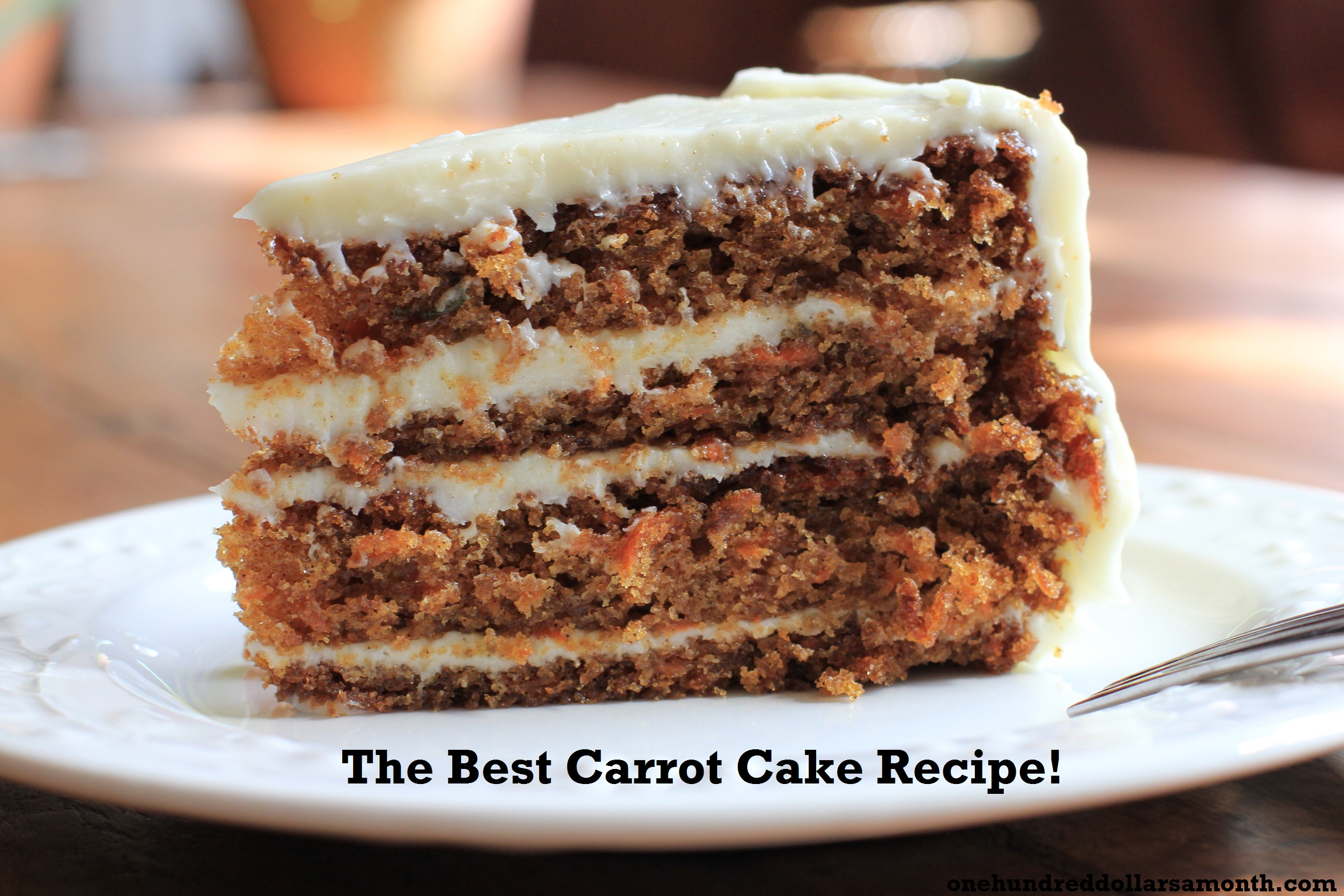 Recipe The Best Carrot Cake I Ve Ever Made