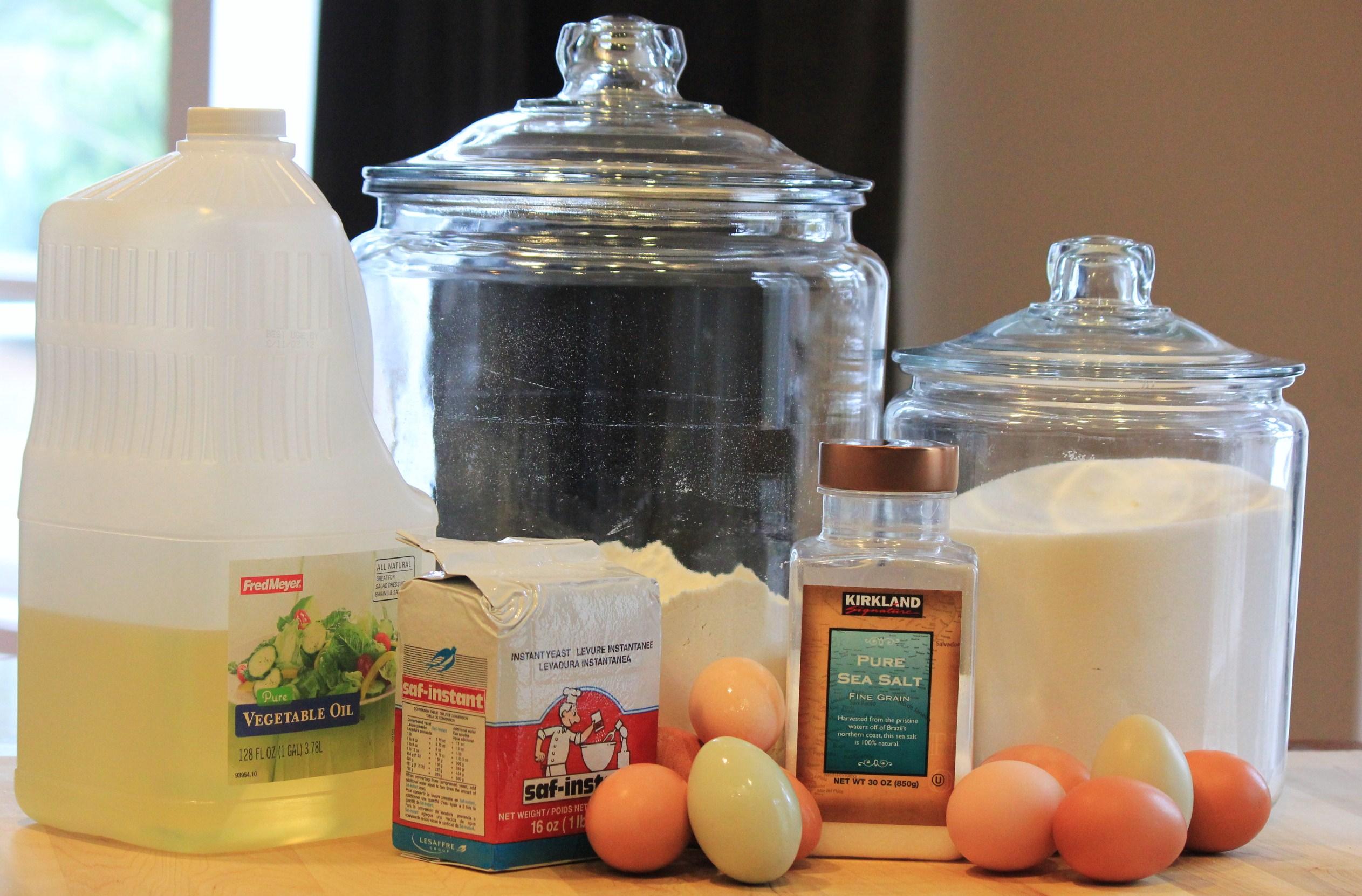 Recipe: Hawaiian Egg Bread {Step by Step Tutorial}