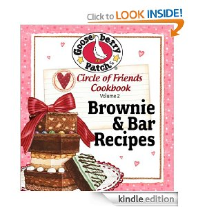 Amazon: Free eBook Downloads: Brownie & Bar Recipes, The Organized Kitchen, Backpack Gourmet + Weekend Homesteader