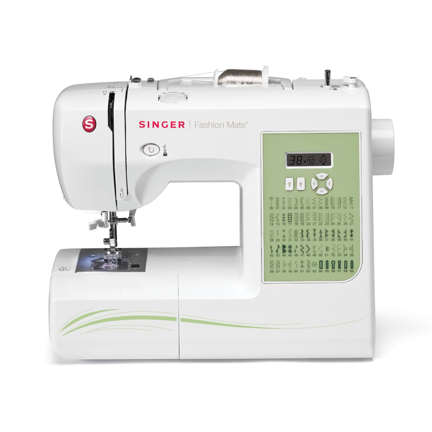 Amazon Deal of the Day: Singer 70-Stitch Sewing Machine $119.99 Shipped!