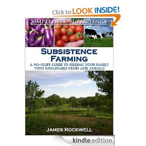 Amazon: Free eBooks: Subsistence Farming, Indoor Gardening + Ready, Set, Breakfast