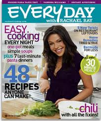 1 Year Subscription to Everyday with Rachel Ray Magazine Only $4.99