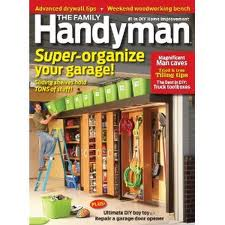1 Year Subscription to Family Handyman Magazine Only $6.99