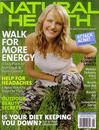 1 Year Subscription to Natural Health Magazine Only $3.99