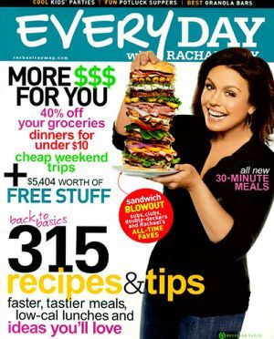 1 Year Magazine Subscription to Everyday Rachel Ray + Taste of Home Only $7.99