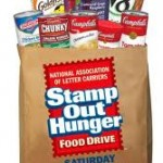 May 12, 2012: Stamp Out Hunger Food Drive