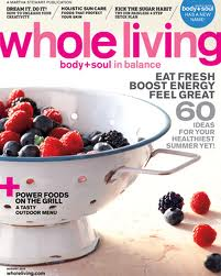 2 Year Subscription to Whole Living Magazine Only $7.00!
