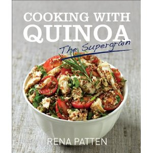 Recipe – Quinoa with Dried Cranberries and Toasted Pecans