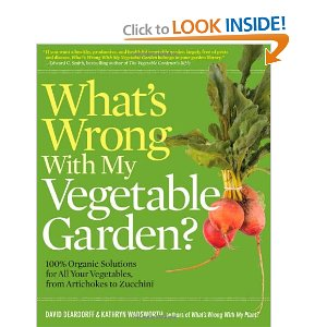 {Giveaway} Botanical Interests Seeds + What's Wrong With My Vegetable Garden Book