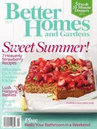 1 Year Subscription to Better Homes & Gardens Magazine Ony $4.21