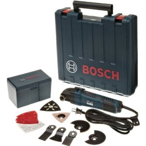 Amazon Deal of The Day – Bosch Oscillating Tool Kit $114.99 Shipped!