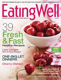 1 Year Subscription to EatingWell Magazine Only $5.99!