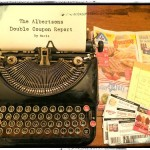 the albertsons double coupon report mavis