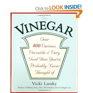 vinegar 400 uses