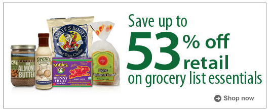 Vitacost – 7 Bags of Cereal + Cookies + a FREE Magazine All For Only $5.12 Shipped!