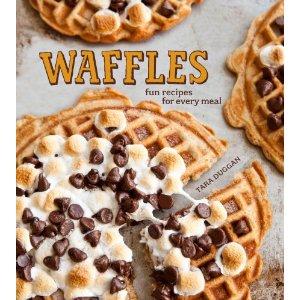 Sunday Brunch Recipe – Cinnamon Buttermilk Waffles with Pecans