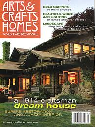 1 Year Subscription to Arts & Crafts Home Magazine Only $7.99