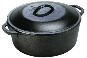 Amazon Lodge Cast Iron Cookware Deals – Dutch Oven $29.99, Square Gill Pan, Deep Skillet + More