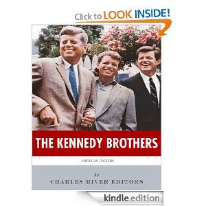 Free Kindle Books – Vegan Side Dishes, Store This, Arnold Palmer + The Kennedy Brothers