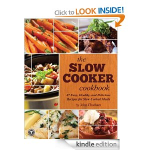 Free Kindle Book – The Slow Cooker Cookbook