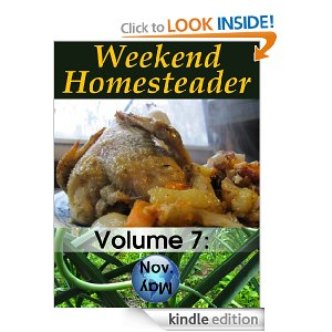 Free Kindle Books – The Weekend Homesteader, Clean Jokes for Kids, Power Juices + More
