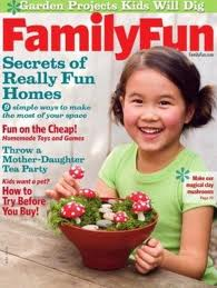 1 Year Subscription to FamilyFun Magazine Only $3.99!