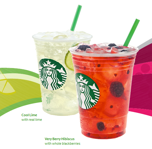 Today Only {7/13} FREE Starbucks Refreshers Noon – 3PM!