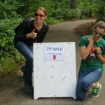 Northwest Trek Wildlife Park – New Zip Line and Ropes Course