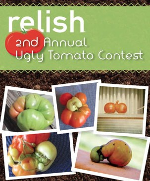 Ugly Tomato Contest – Enter to Win a Compost Bin + a Pair of Garden Boots!