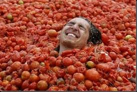 La Tomatina  2012 – The World's Largest Tomato Fight