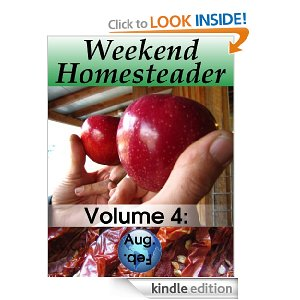 Amazon Free Kindle Books – Weekend Homesteader, Healthy Chicken Recipes, Growing Tomatoes, How to Make Candles + More