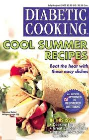 1 Year Subscription to Diabetic Cooking Magazine Only $4.50!