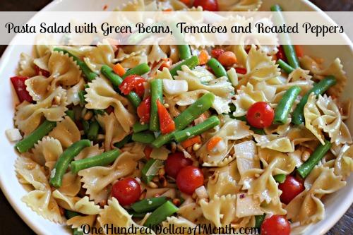 easy pasta salad recipes