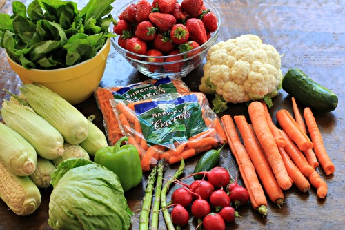 How to Get Free Food Week # 18 – Reclaimed Food Show and Tell
