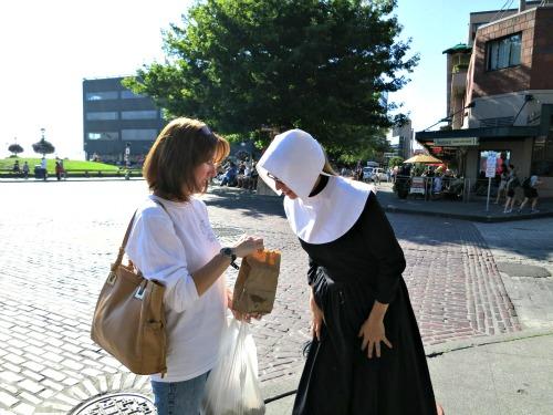 Channel Your Inner Pilgrim Episode 2 – Free Zucchini