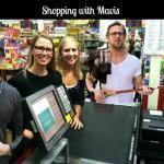 Shopping with Mavis – My Albertsons Coupon Round Up Trip {100% Savings}