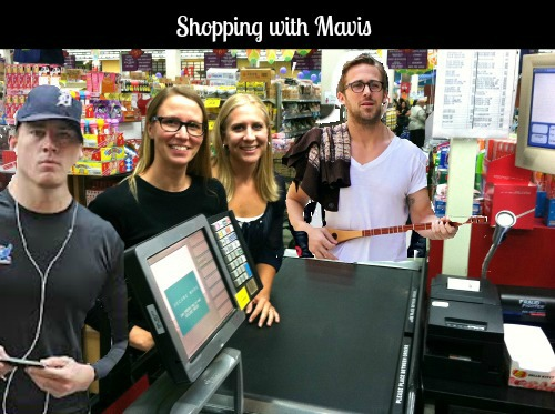 Shopping with Mavis – My Albertsons Coupon Round Up Trip {100% Savings}