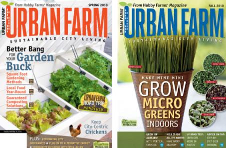 urban farm magazine
